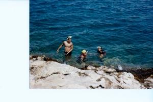 1997-Siblings in Greece